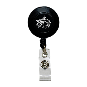 Customized Whirlback Retractable Badge Holder
