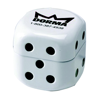 Customized Roll the Dice Tin-Sugarfree Peppermint MicroMints®