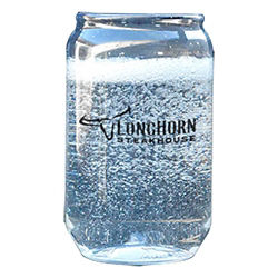 Customized Beer Can Glass - 16 oz