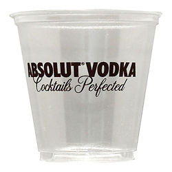 Customized Sampler Classic Crystal® Cups - 3.5 oz