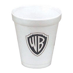 Customized Foam Cups - 8 oz
