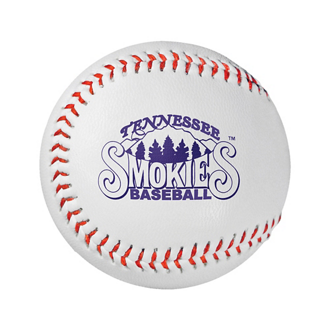 Customized Synthetic Leather Baseball w/ Rubber Core