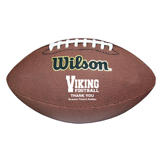 Customized Wilson® Premium Composite Leather Football 14