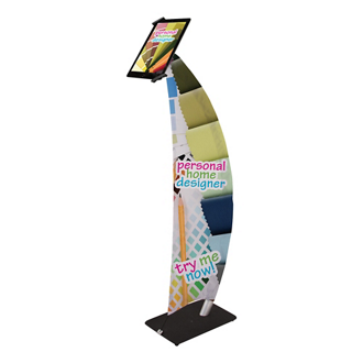Customized Sail iPad Stand Tall Kit