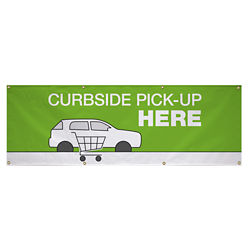 Customized 2' x 6' 13 oz Vinyl Single-Sided Banner