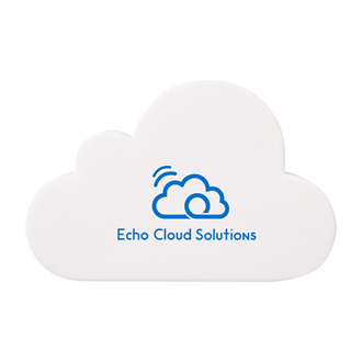 Customized Cloud Shape Stress Reliever