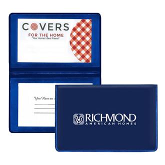 Customized Corporate Specialties Card Case