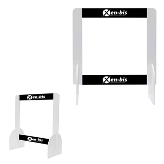 Customized 2'x2' Protective Counter Barrier Kit