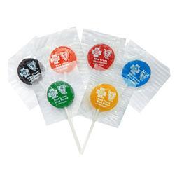 Customized Ad Pop Lollipop