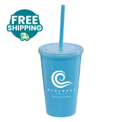 Customized Grande 16 oz. Gary Double-Wall Tumbler