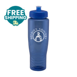 Customized Thirst Quencher Bottle - 28 oz