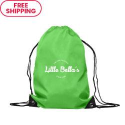 Customized Polyester Drawstring Bag