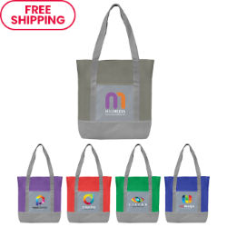 Customized Britebrand™ Morris Tote Bag