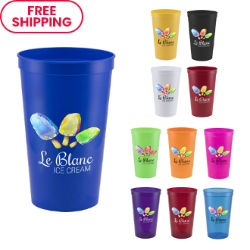 Customized Britebrand™ 22 oz. Pitcher Stadium Cup