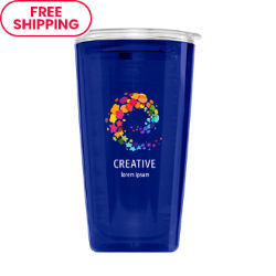 Customized Grande 16 oz. Britebrand™ Verano Tritan™ Tumbler
