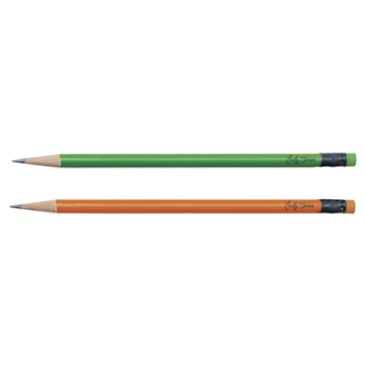 Customized Deluxe Neon Round Pencil