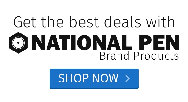 Get the Best Deals with National Pen Brand Products. Shop Now >