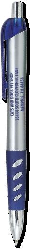 Silver DynaGrip Pen