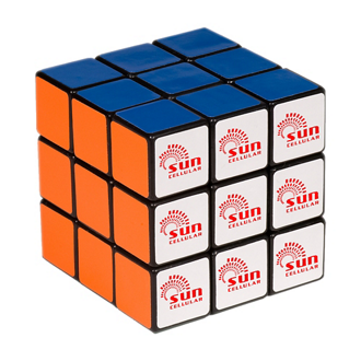 Customized Rubik's Cube 9 Panel Stock