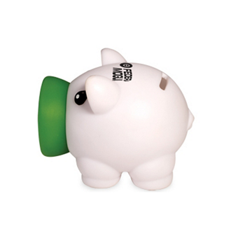 Customized Piggy Coin Bank