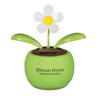 Customized Solar Powered Dancing Flower
