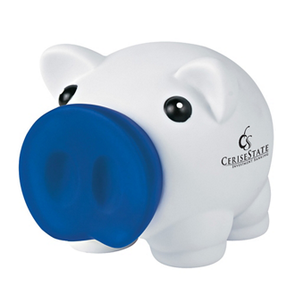 Customized Mini Prosperous Piggy Bank