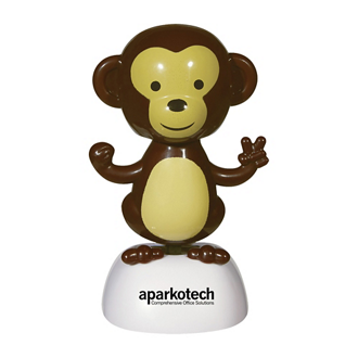 Customized Solar Powered Dancing Monkey