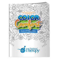Customized Color Comfort™ - Hues of Happiness (Flowers)