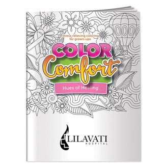 Customized Color Comfort™-Hues of Healing/Breast Cancer Awrns