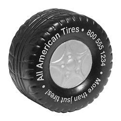 Customized Tire Stress Shape