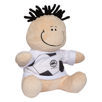 Customized MopTopper™ GameTime® Plush Toy Boy - Sports
