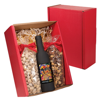 Customized Nutty Wine Tool Gift Set