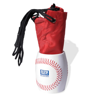 Customized Can Holder Combo - Baseball