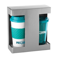 Customized Hot-N-Cold Drinkware Gift Set