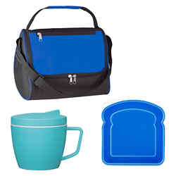 Customized Soup and Sandwich Lunch Kit