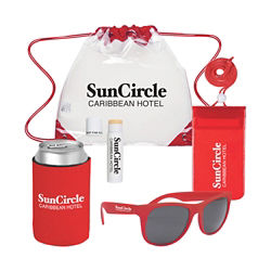 Customized Deluxe Fun In The Sun Kit