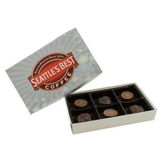 Customized Rectangle Custom Candy Box-Reeses/SeaSalt Caramels