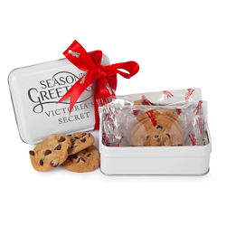 Customized Mrs. Fields® Sweet Delights Cookie Tin