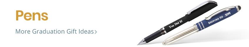 Landing Page - Pens - Graduation