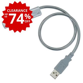 Customized USB Laptop LED Flex-Light