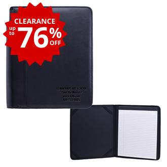 Customized 2 in 1 iPad/Tablet Case Padfolio