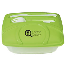 Customized Wave Lunch Container