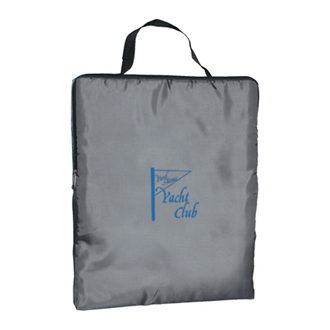 Customized Reversible Fleece/Nylon Blanket with Carry Case