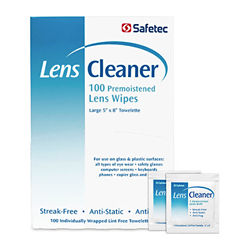 Customized Lens Cleaner Wipes