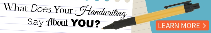 What Does Your Handwriting Say About You? Learn More