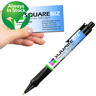 Customized Business Card Contour Pen