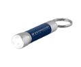 Customized Soft Touch 3 LED Flashlight Keychain