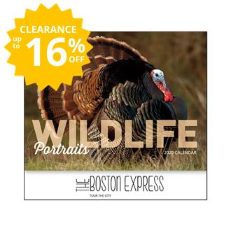 Customized Wildlife Calendar