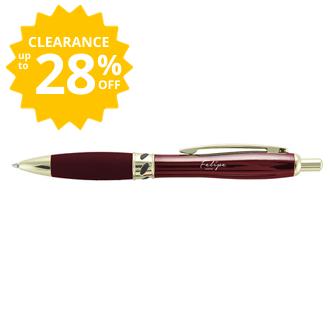 Customized Deluxe Metal Crown Jewel Pen