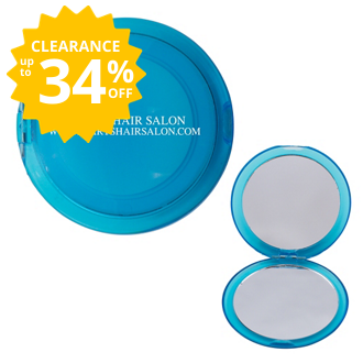 Customized Translucent Compact Mirror